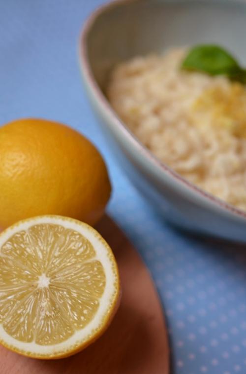 Rezept für Zitronenrisotto mit Macarpone - Bild 5
