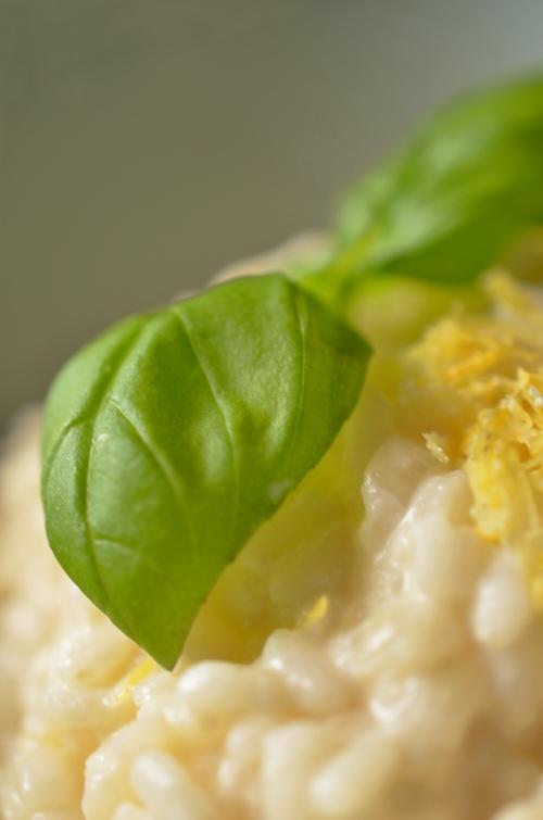 Rezept für Zitronenrisotto mit Macarpone - Bild 3