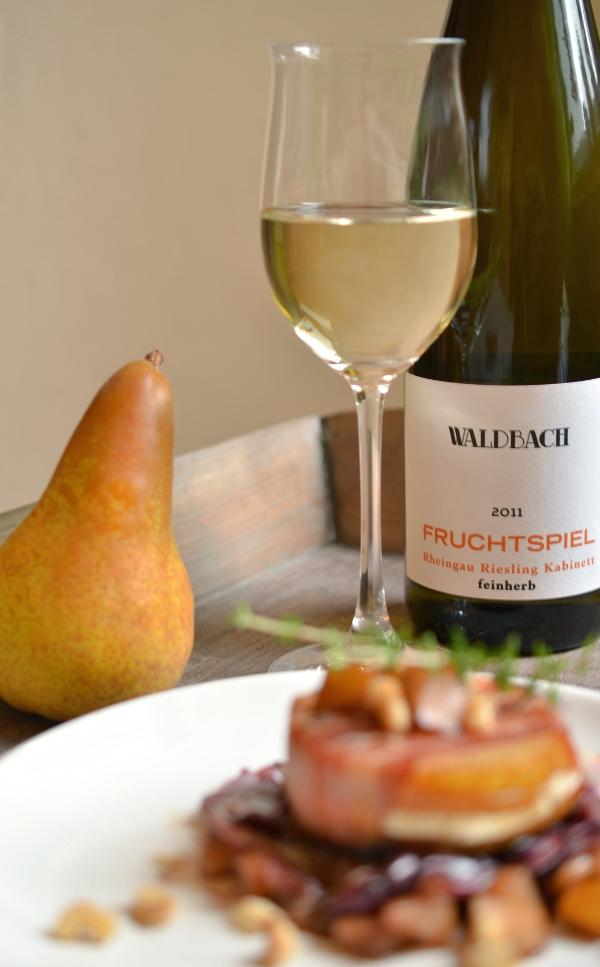 Weintipp: 2011er Waldbach Fruchtspiel vom Weingut Balthasar Ress
