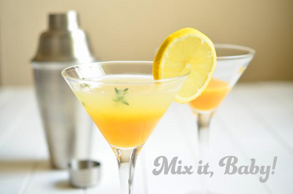 Cocktailrezepte für den Sommer mit Obst