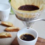 Kaffee machen mit der Pour-over-Station von Ouver