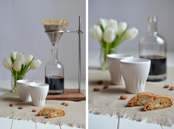 vom kaffee banausen zum barista in f nf minuten und ein rezept f r leckere mandel kardamom. Black Bedroom Furniture Sets. Home Design Ideas