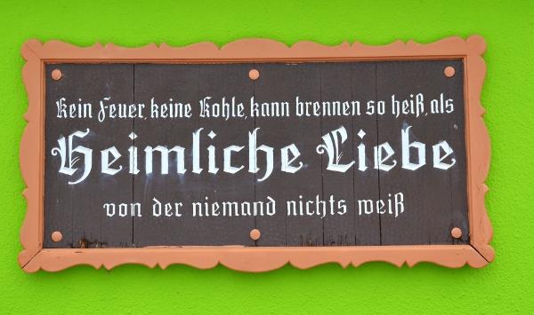 Ausflugsrestaurant Heimliche Liebe in Essen