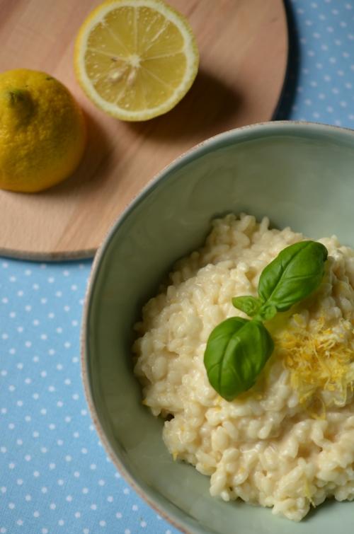 Rezept für Zitronenrisotto mit Macarpone - Bild 2