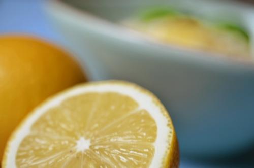 Rezept für Zitronenrisotto mit Macarpone - Bild 4