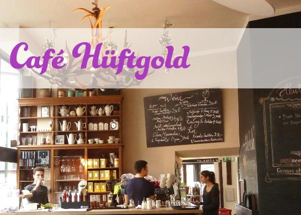 Ausgehtipp: Café Hüftgold in Düsseldorf Flingern