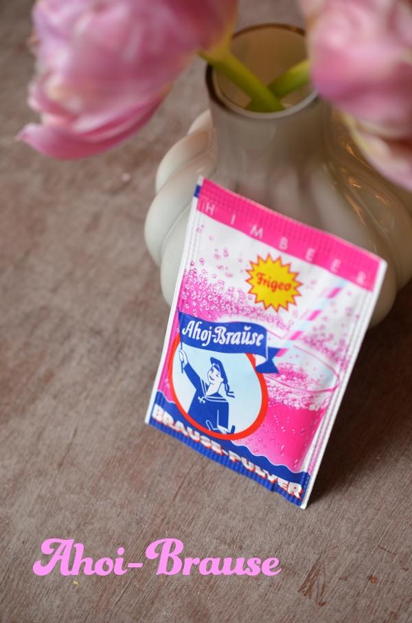 Kindheitserinnerungen: Ahoi-Brause aus dem Tante-Emma-Süßwarenladen