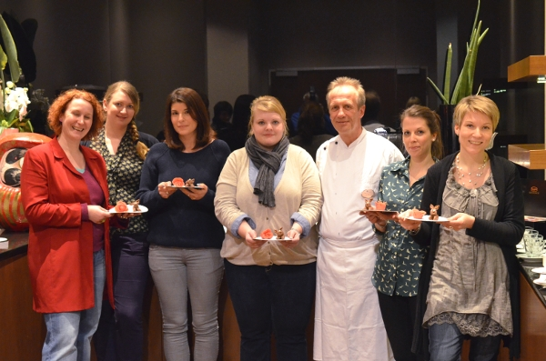 Foodblogger im Hotel Nikko Düsseldorf