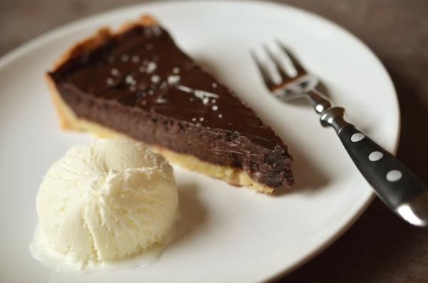 Menü für meinen Kochclub: Rezepte von diversen Foodblogs. Hier das Dessert.