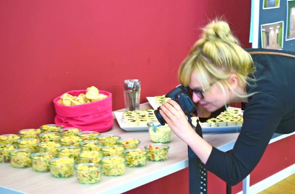 Foodfotografie beim Bloggerworkshop blogst iin Köln