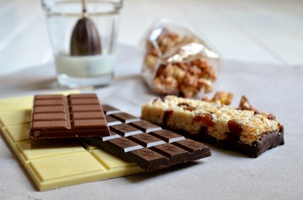 Schokostück: Schokolade im Monatsabo