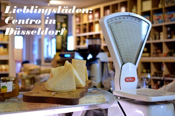 Italienischer Supermarkt in Düsseldorf: Centro
