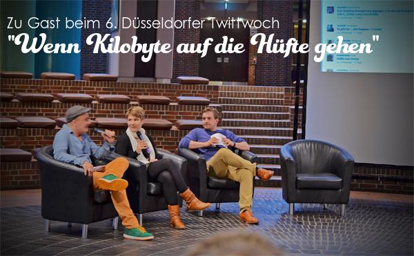 Maren Henke vom Düsseldorfer Foodblog (rh)eintopf beim 6. Düsseldorfer Twittwoch