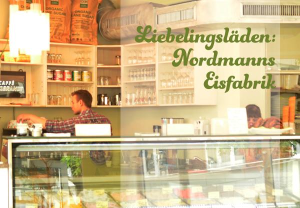 Nordmanns Eisfabrik - Eisdiele in Düsseldorf-Flingern