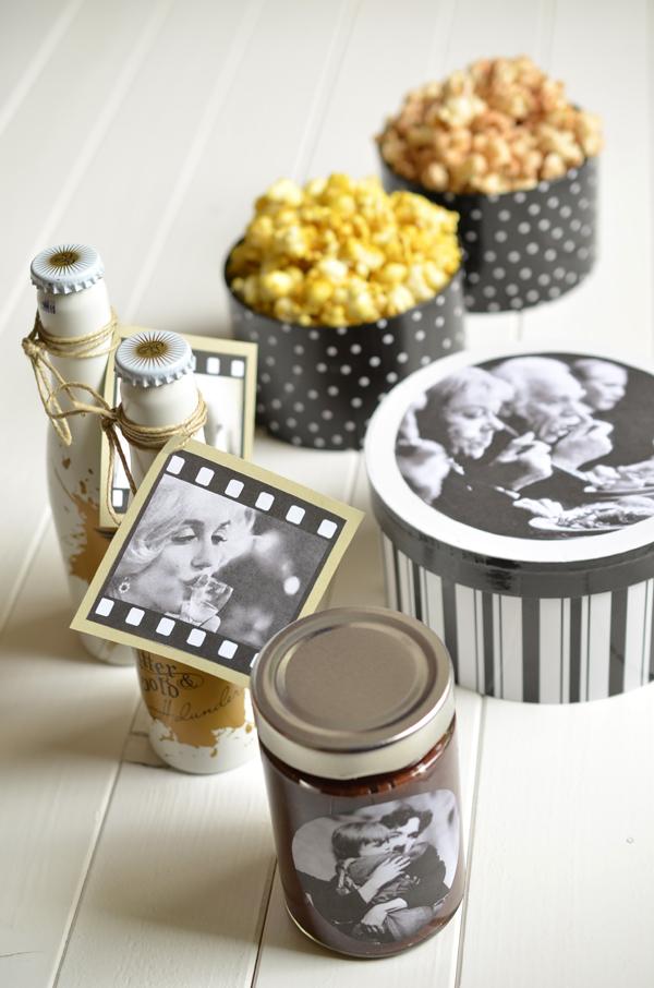 Post aus meiner Küche: Rundum-Sorglos-Paket für einen Filmabend mit den Mädels