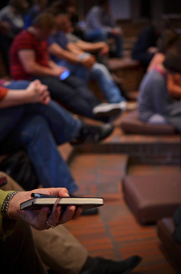 Publikum beim 6. Düsseldorfer Twittwoch in der Tonhalle