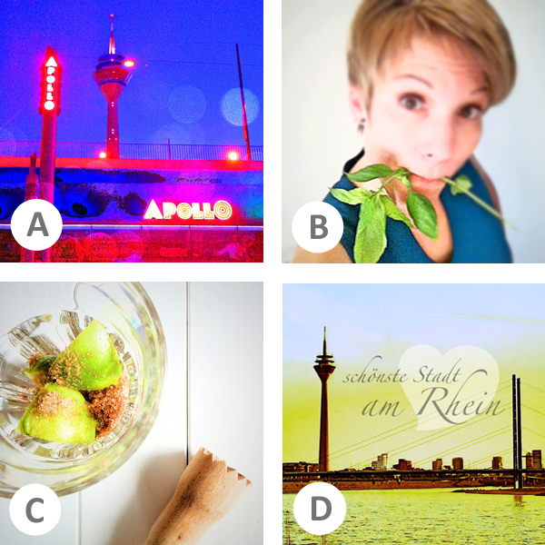Rheintopfs Instagram-ABC für Fee: A-D