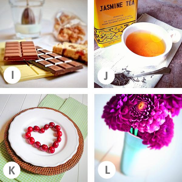 Rheintopfs Instagram-ABC für Fee: I-L