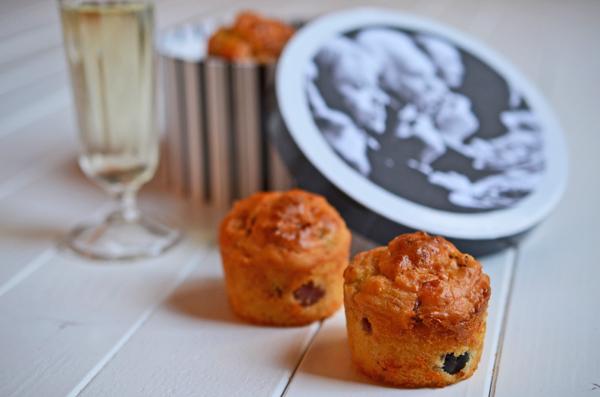 Rezept für Pizza-Muffins für Post aus meiner Küche