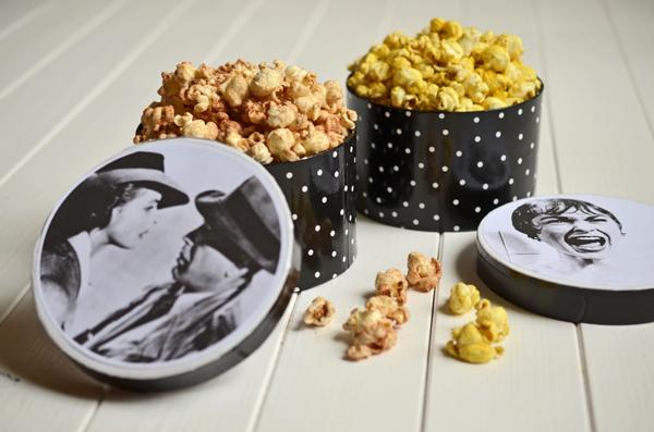 Selbstgemacht: Süßes und salziges Popcorn für Post aus meiner Küche