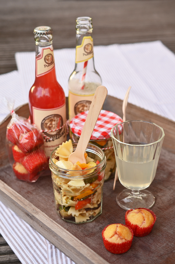 Picknick-Rezepte für Post aus meiner Küche von Barbara