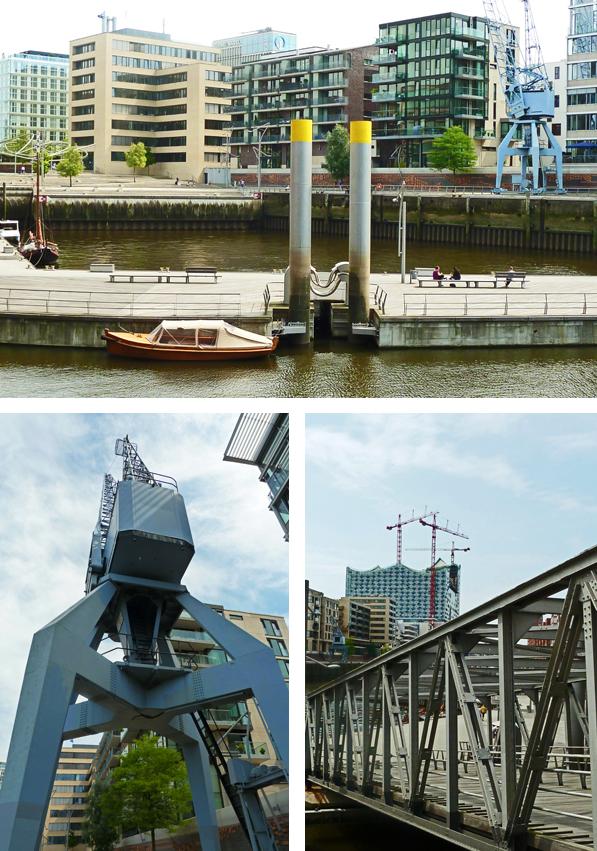 Hafencity und Elbphilharmonie in Hamburg