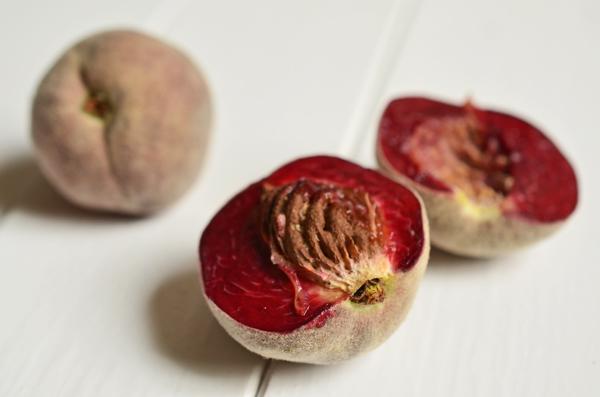 Graue Mäuse: Weinbergpfirsiche zum Kochen von Marmeladen und Konfitüren