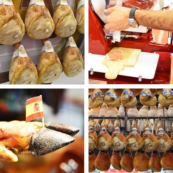 Jambon de Bayonne, Serranoschinken und Parmaschinken auf der Anuga 2013