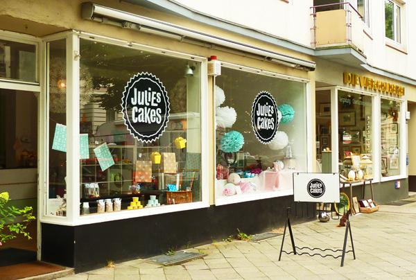 Julie's Cakes - Petitsfours, Bonbons, Lutscher, Tortendeko und sonstiges Backzubehör in Hamburg
