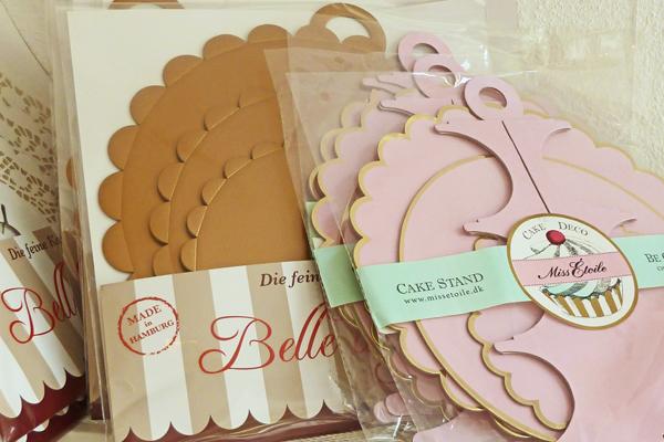 Julie's Cakes - Back- und Tortenzubehör
