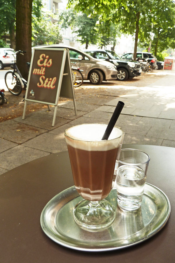 Die beste Eisschokolade der Welt im Schokovida in Hamburg
