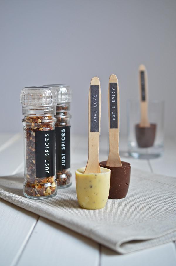 Geschenk aus der Küche: Selbstgemachte Trinkschokolade
