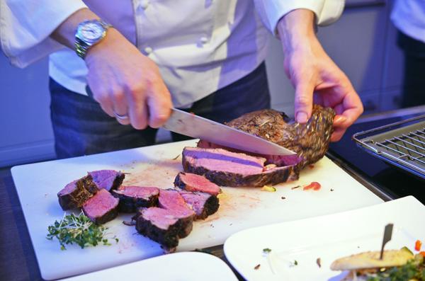 Kanadisches Bisonfleisch