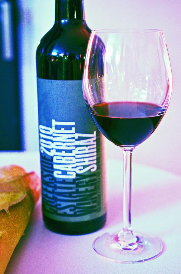 Cabernet Shiraz von der Creekside Estate Winery