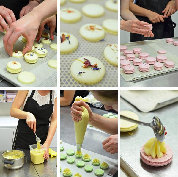 Füllung für die Macarons