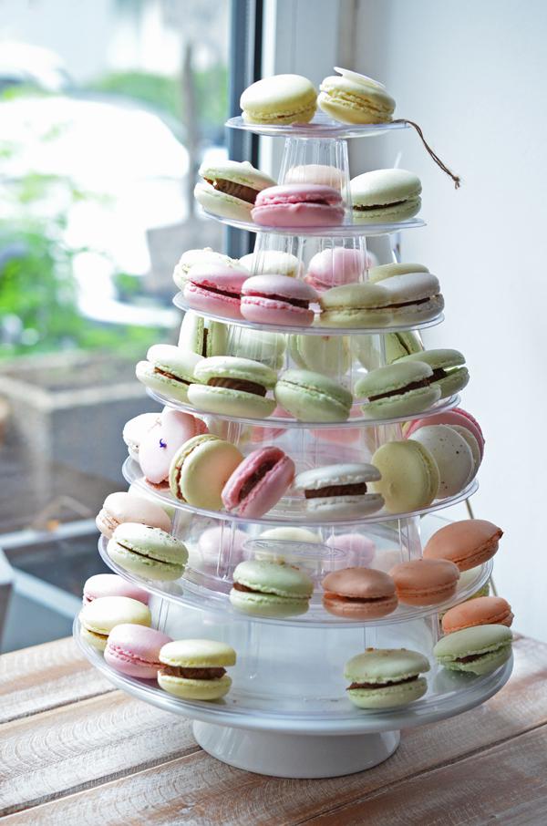 Macarons-Backkurs in Düsseldorf (Genusswerkstatt)