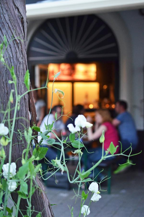 Oktopussy - Bar und Restaurant in Düsseldorf