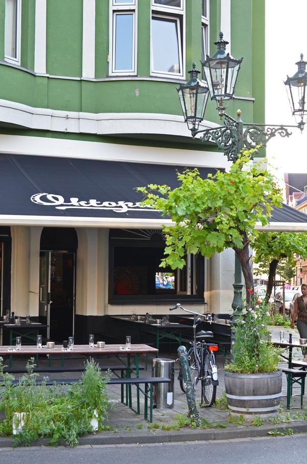 Oktopussy - Restaurant und Bar in Düsseldorf-Pempelforth