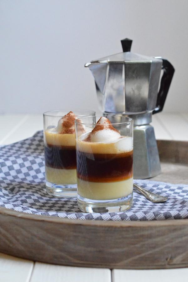 Barraquito - die Kaffeespezialität mit Schuss aus Teneriffa