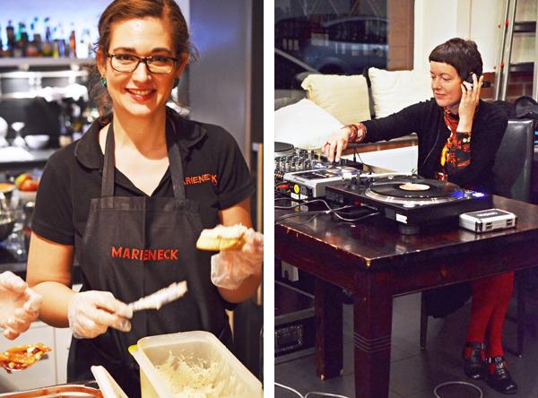 Leckeres Streetfood und funkige Rhythmen bei der Streetfood-Partyim Kölner Marieneck