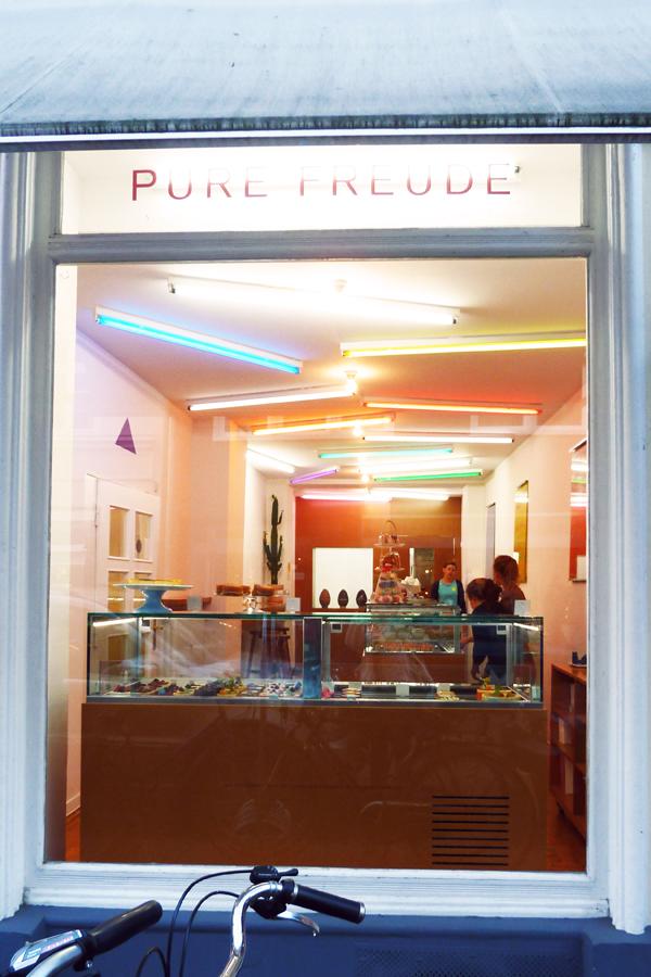 Pure Freude - Café, Konditorei und Patisserie in Düsseldorf