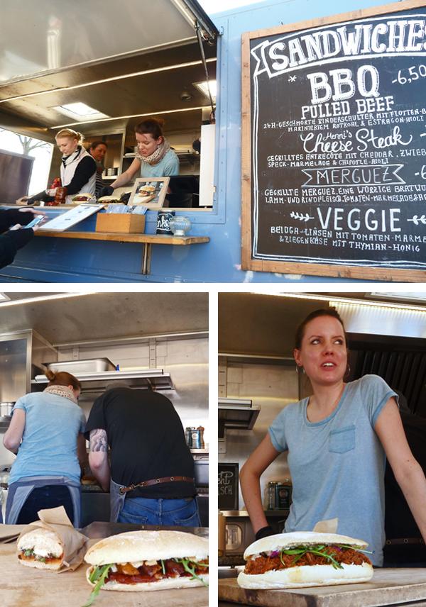 Futter Flotte - Foodtruck beim zweiten Düsseldorfer Street Food Festival