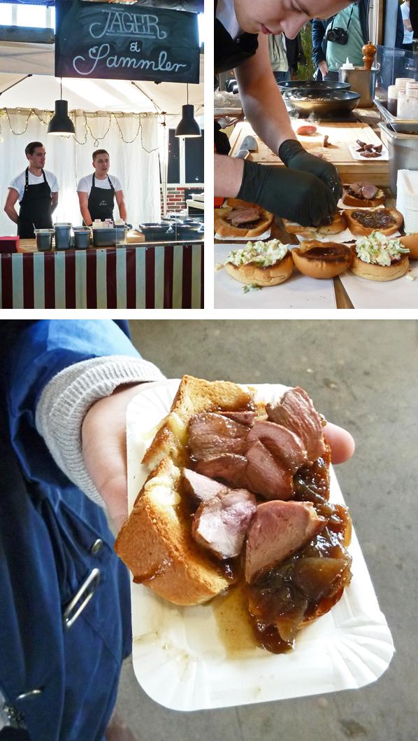 Jäger und Sammler: Streetfood beim zweiten Düsseldorfer Street Food Festival