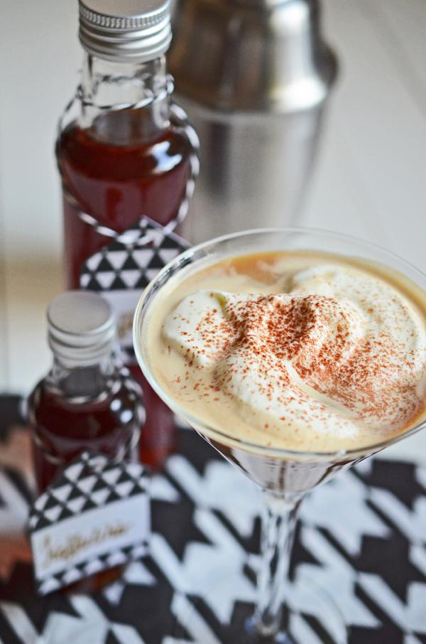 Coconut Mudslide: ein klasse Cocktail mit Kahlua (Kaffeelikör)