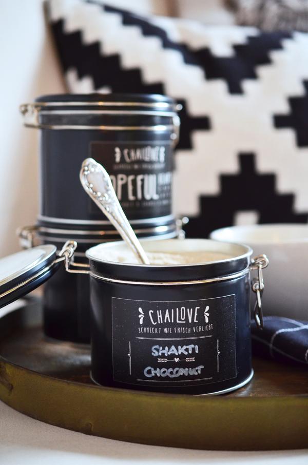 Pulver für Chai Latte von Chailove