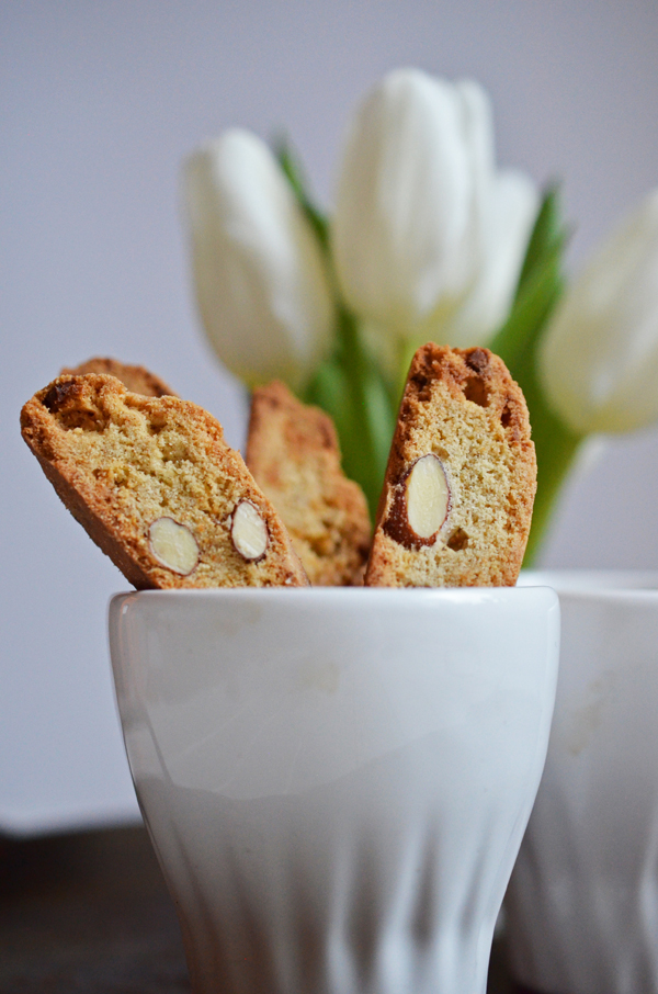 Rezept für Mandel-Kardamom-Biscotti