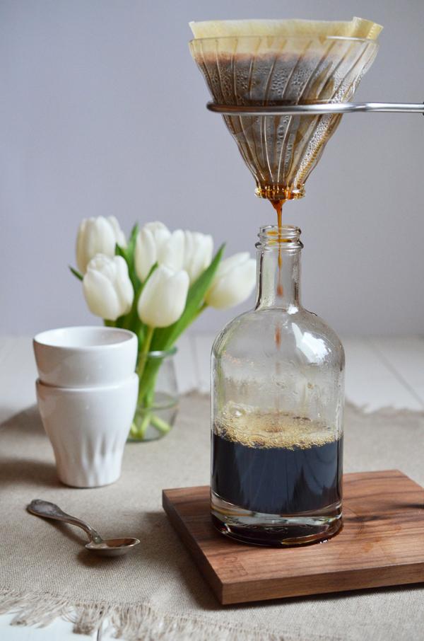 Höhenverstellbare Pour-Over-Coffeestation von Ouver