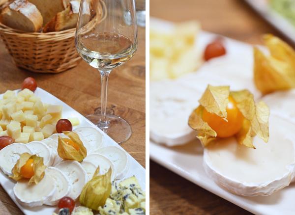 Wein zu Käse - oft passt Weißwein besser als Rotwein