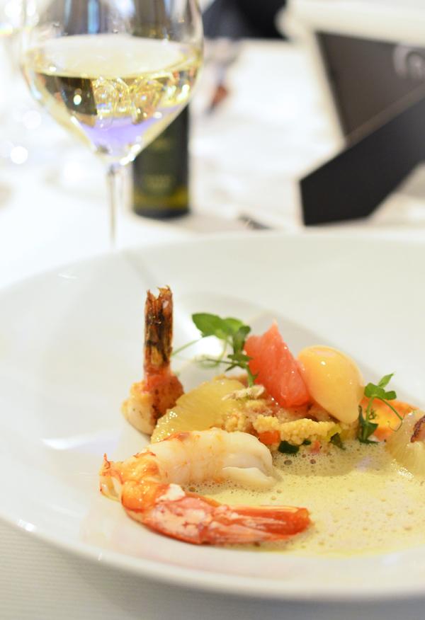 Koch und Weinabend mit Nelson Müller und Nederburg